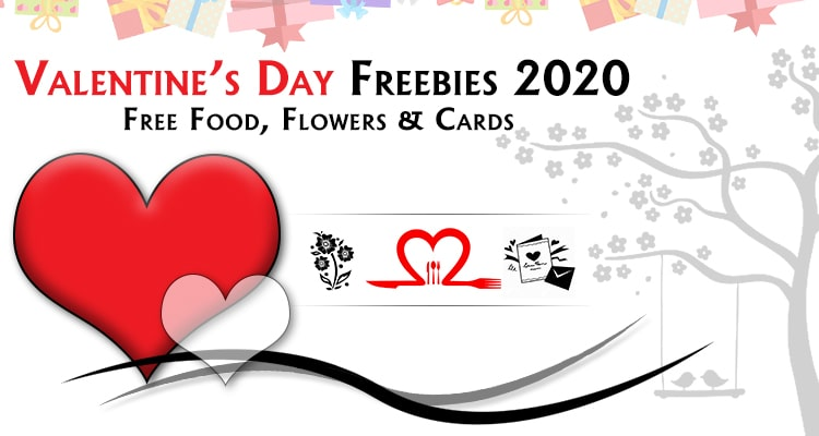 valentines day freebies 2020