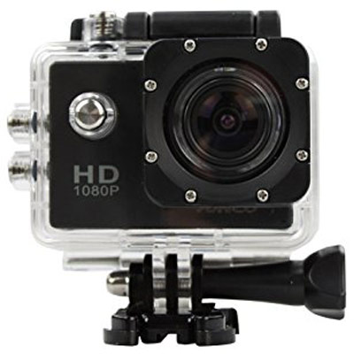 1080 full hd sport waterproof action camera