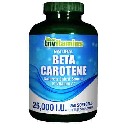 beta carotene 25 000 iu deal pack