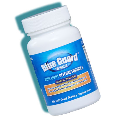blue light defense supplements