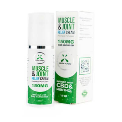 cbd pain cream 150 mg