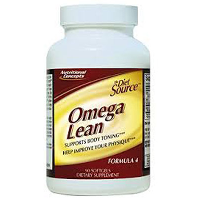 diet source omega lean