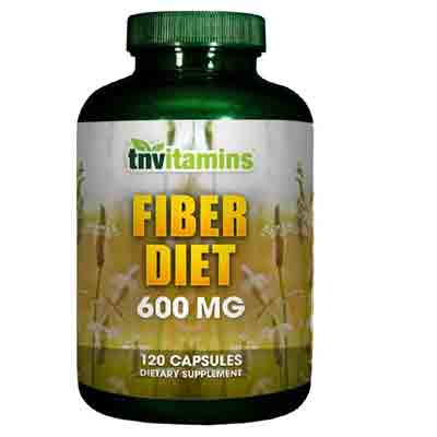 fiber diet natural fiber caps deal pack