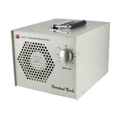 homeland goods commercial ozone generator deal pack