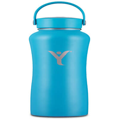 insulated dyln water bottle