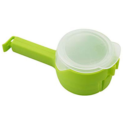 kitchen food bag sealer clamp