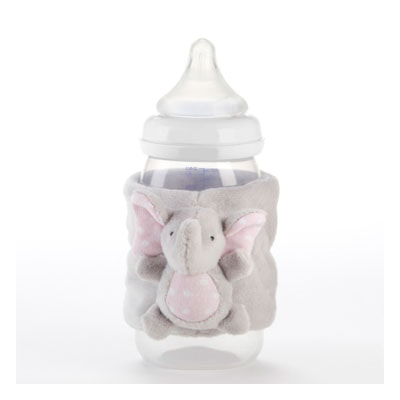 little peanute elephant bottle buddy