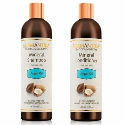 mineral shampo organ oil
