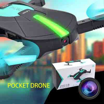 pocket camera drone for android and iphone deal pack