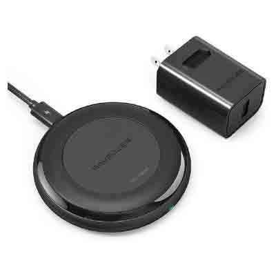 ravpower wireless adapter charger deal pack