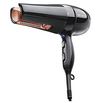 revlon salon dual fast dry hair dryer and styler