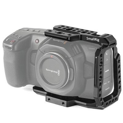 smallrig half cage for blackmagic design pocket cinema camera