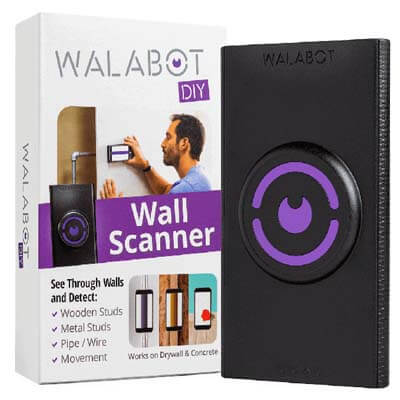 walabot diy wall scanner deal pack