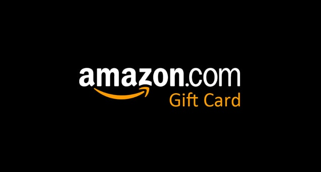 Amazon Uk Gift Card