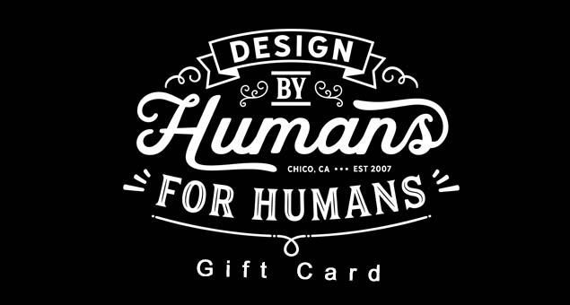Design By Humans Gift Card