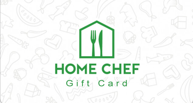 Home Chef Gift Card