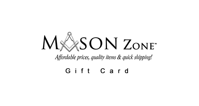 Mason Zone Gift Card
