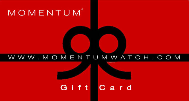 Momentum Watches Gift Card