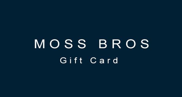 Moss Bros Gift Card