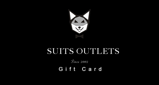 Suits Outlets Gift Card