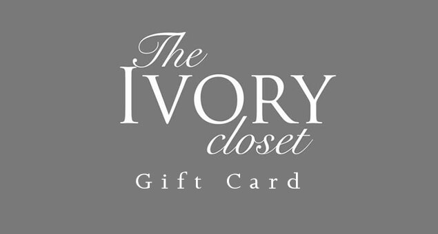 The Ivory Closet Gift Card