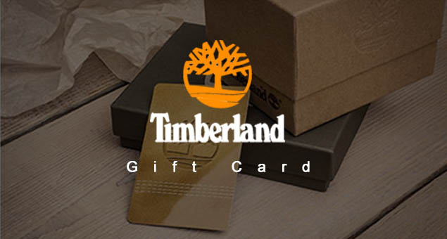 Timberland Gift Card