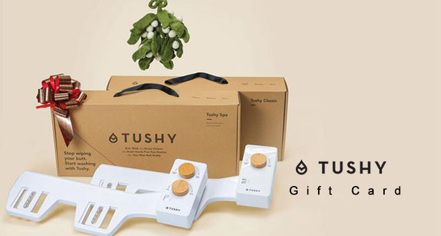 Tushy Gift Card