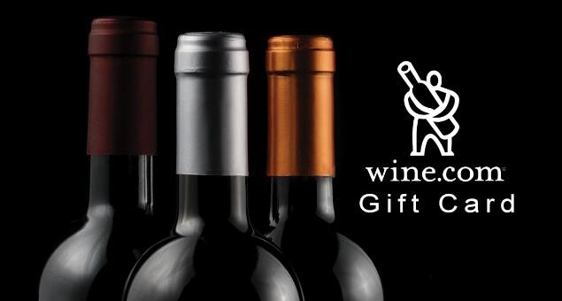 Wine.com Gift Card