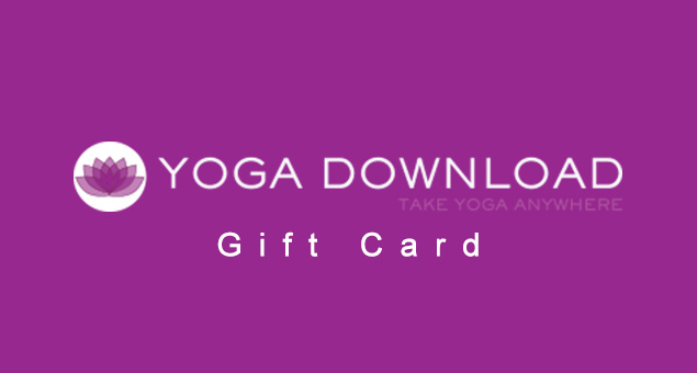 YogaDownload Gift Card