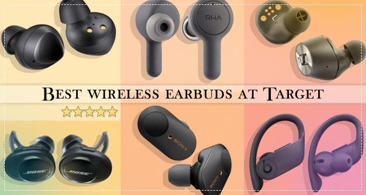 target wireless earbuds