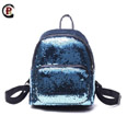 flippy sequin pocket backpack for girls
