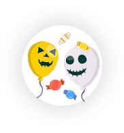 Halloween Party Decor Coupons